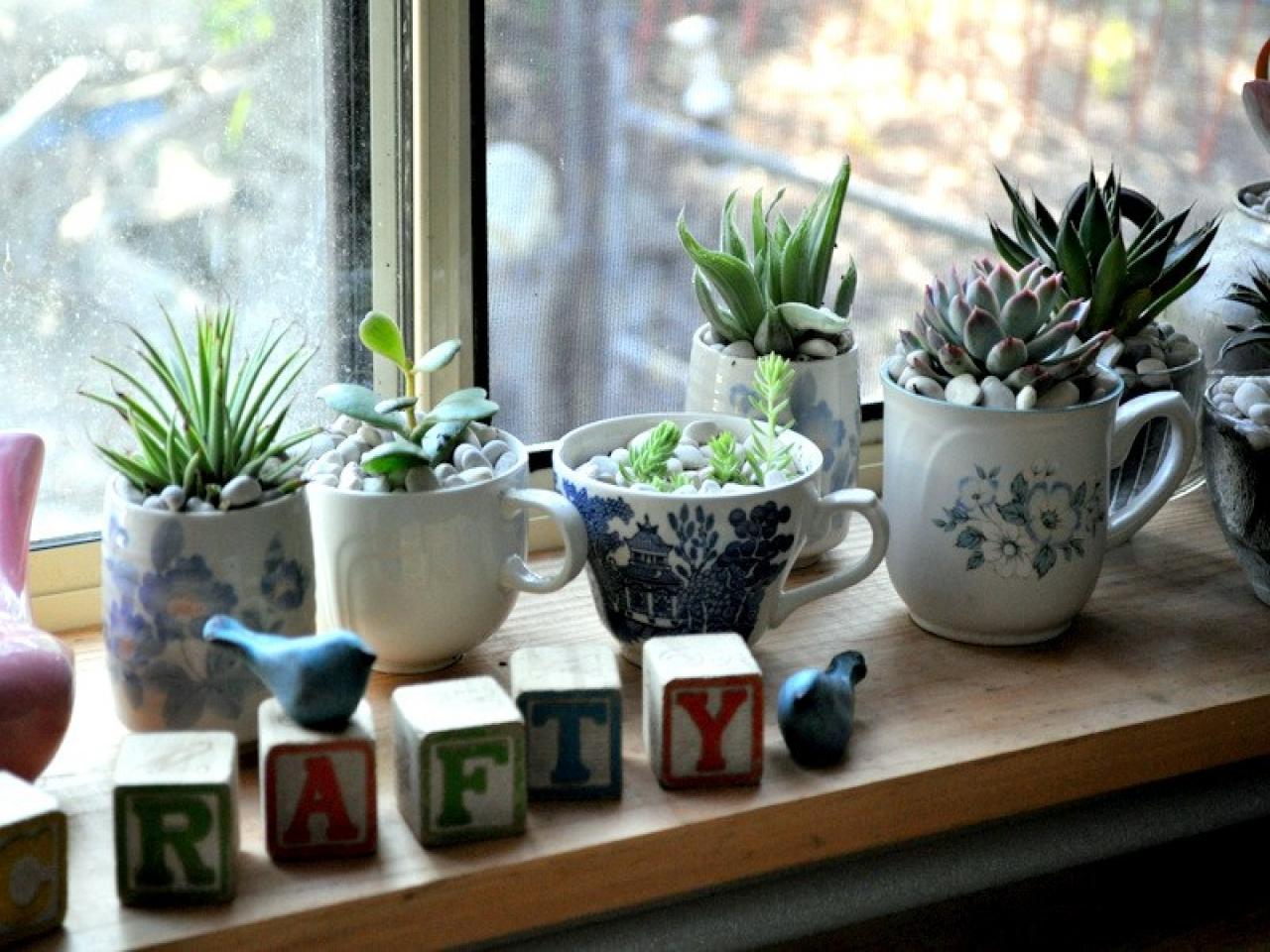 Идеи для домашних цветов своими руками 99